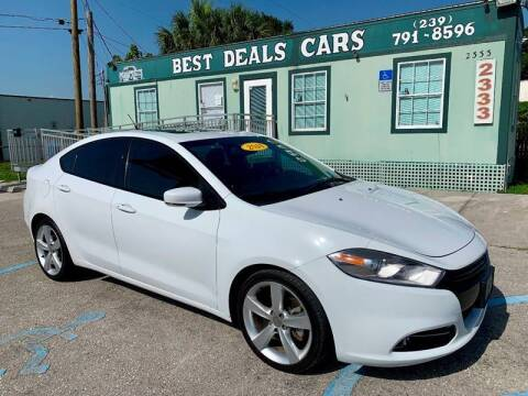 2014 Dodge Dart for sale at Best Deals Cars Inc in Fort Myers FL