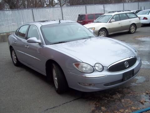 2005 Buick LaCrosse for sale at J & T Auto Sales in Warwick RI