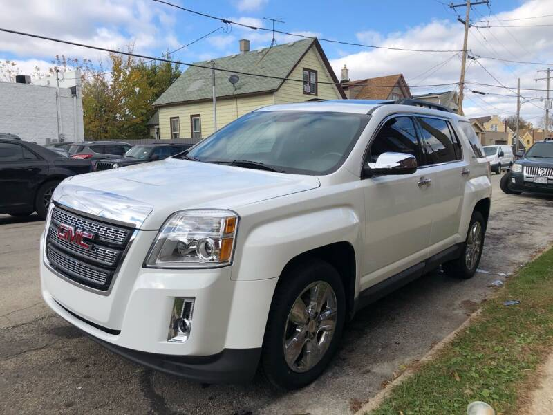 2014 GMC Terrain for sale at Trans Auto in Milwaukee WI