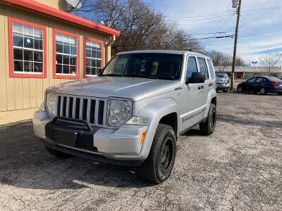 2011 Jeep Liberty for sale at Used Car City in Tulsa OK