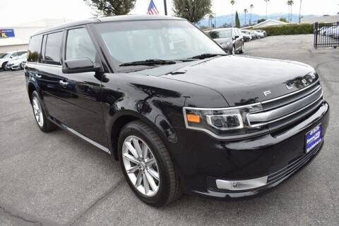 2019 Ford Flex for sale at DIAMOND VALLEY HONDA in Hemet CA