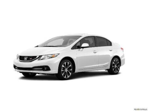 2013 Honda Civic for sale at Griffeth Mitsubishi - Pre-owned in Caribou ME