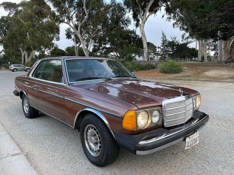 1979 Mercedes-Benz 300-Class for sale at Dodi Auto Sales in Monterey CA