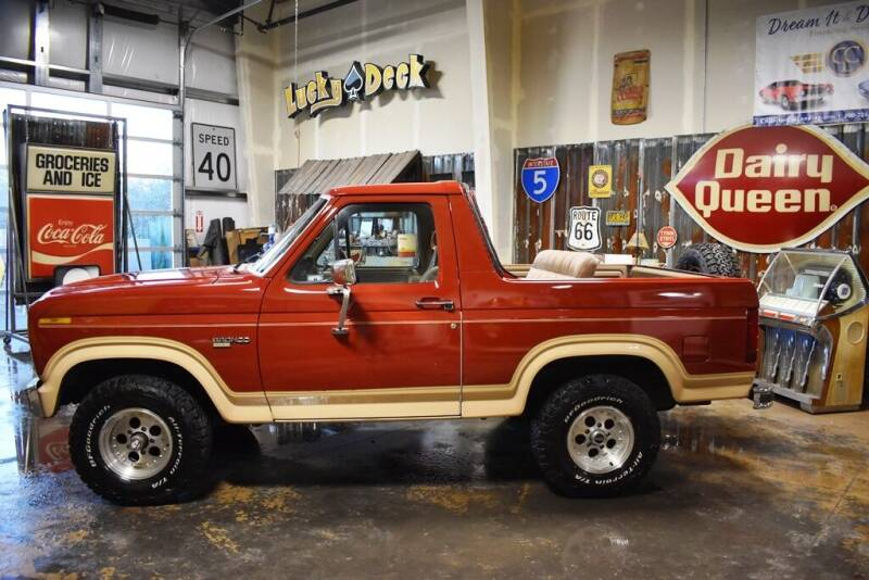 1986 Ford Bronco for sale at Cool Classic Rides in Redmond OR