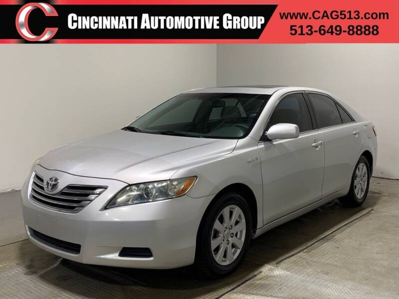 2008 Toyota Camry Hybrid for sale at Cincinnati Automotive Group in Lebanon OH