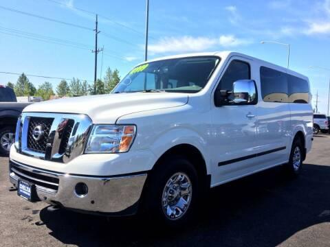 2016 Nissan NV Passenger for sale at Delta Car Connection LLC in Anchorage AK