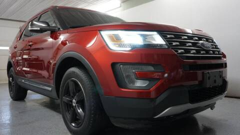 2017 Ford Explorer for sale at World Auto Net in Cuyahoga Falls OH