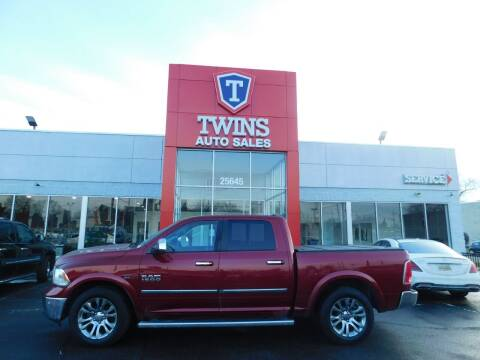 2015 RAM Ram Pickup 1500 for sale at Twins Auto Sales Inc Redford 1 in Redford MI