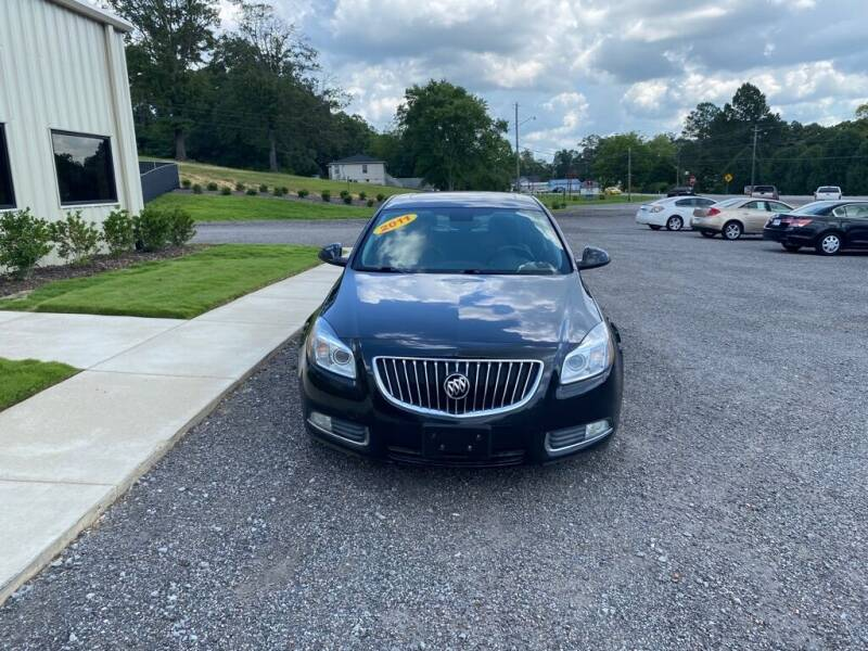 2011 Buick Regal for sale at B & B AUTO SALES INC in Odenville AL