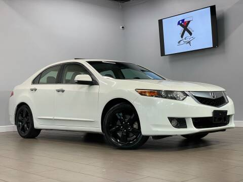 2010 Acura TSX for sale at TX Auto Group in Houston TX