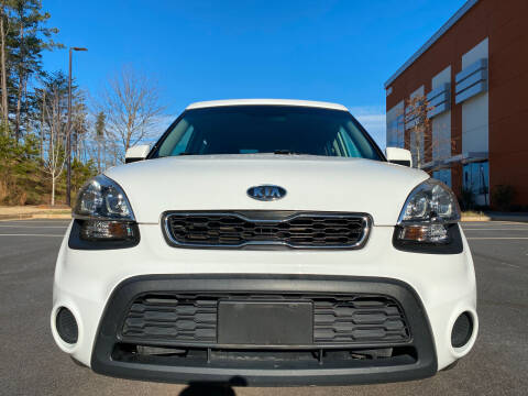 2012 Kia Soul for sale at ELAN AUTOMOTIVE GROUP in Buford GA