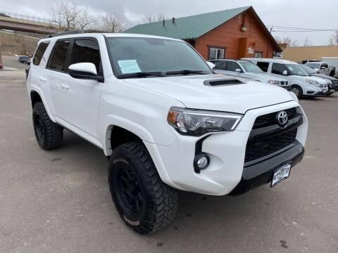 2019 Toyota 4Runner for sale at BERKENKOTTER MOTORS in Brighton CO