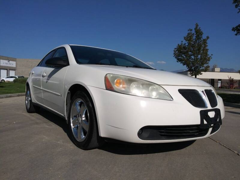 2007 Pontiac G6 for sale at AUTOMOTIVE SOLUTIONS in Salt Lake City UT