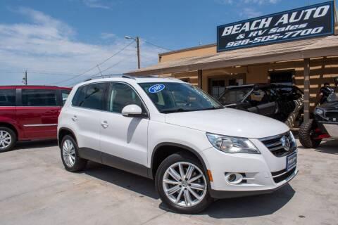 2009 Volkswagen Tiguan for sale at Beach Auto and RV Sales in Lake Havasu City AZ