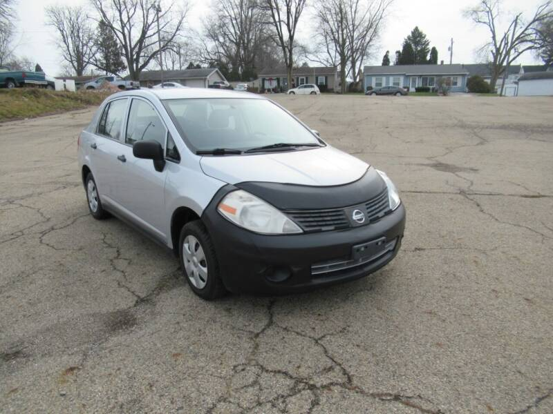 2011 Nissan Versa for sale at Perfection Auto Detailing & Wheels in Bloomington IL