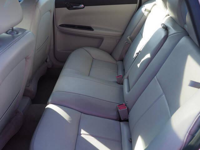 2009 Chevrolet Impala LTZ 4dr Sedan - East Providence RI