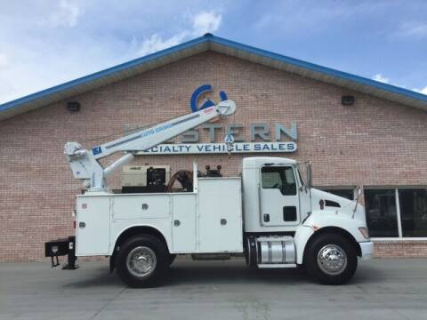 2014 Kenworth T370 Mechanics Truck for sale at Western Specialty Vehicle Sales in Braidwood IL