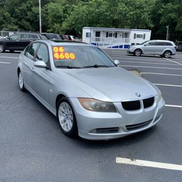 2006 BMW 3 Series for sale at Auto Bella Inc. in Clayton NC