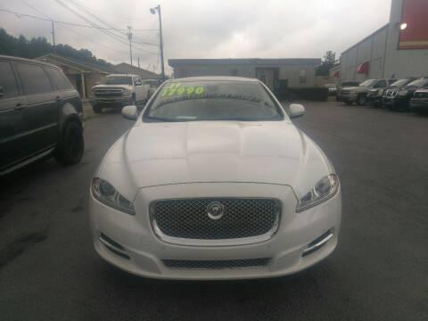 2011 Jaguar XJL for sale at AUTOPLEX 528 LLC in Huntsville AL