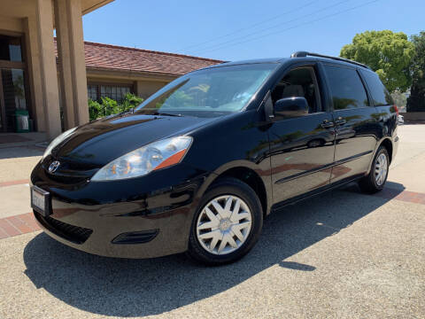 2009 Toyota Sienna for sale at Auto Hub, Inc. in Anaheim CA