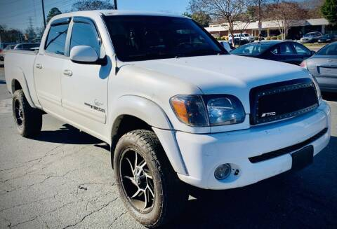 2005 Toyota Tundra for sale at RD Motors, Inc in Charlotte NC