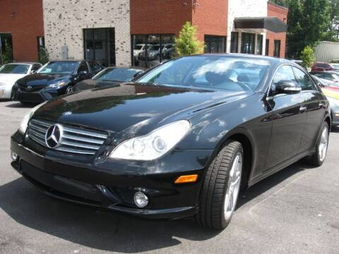 2006 Mercedes-Benz CLS for sale at Atlanta Unique Auto Sales in Norcross GA