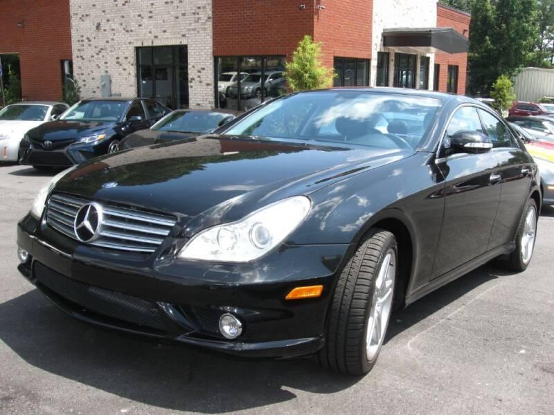 2006 Mercedes-Benz CLS for sale at Atlanta Unique Auto Sales in Norcross GA