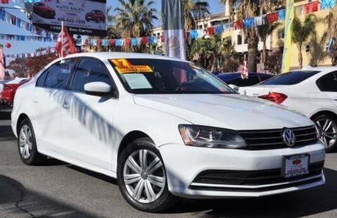 2017 Volkswagen Jetta for sale at AMC Auto Sales, Inc in San Jose CA