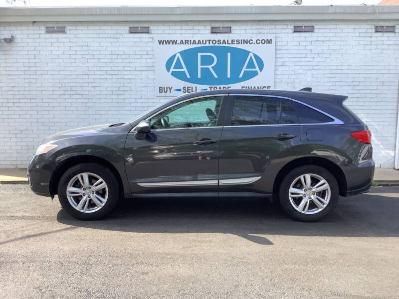 2015 Acura RDX for sale at ARIA  AUTO  SALES in Raleigh NC