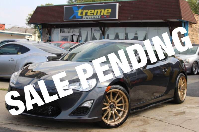 2015 Scion FR-S for sale at Xtreme Motorwerks in Villa Park IL