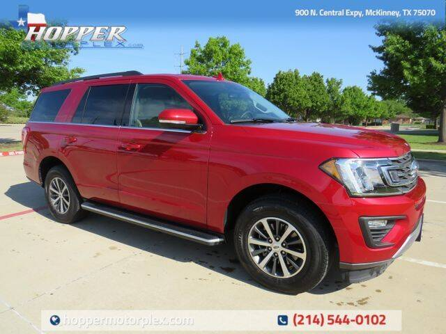 2020 Ford Expedition for sale in Mckinney, TX