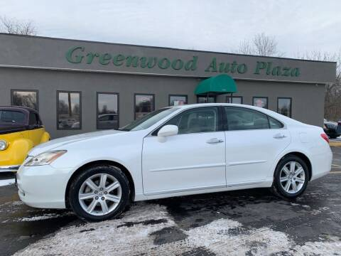 2009 Lexus ES 350 for sale at Greenwood Auto Plaza in Greenwood MO