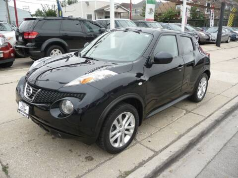 2012 Nissan JUKE for sale at CAR CENTER INC in Chicago IL
