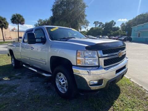 2014 Chevrolet Silverado 2500HD for sale at Palm Bay Motors in Palm Bay FL