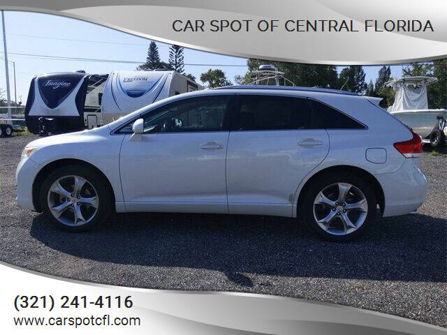 2011 Toyota Venza for sale at Car Spot Of Central Florida in Melbourne FL