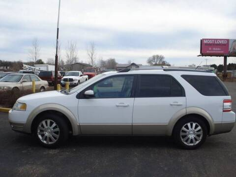 2008 Ford Taurus X for sale at North Star Auto Mall in Isanti MN