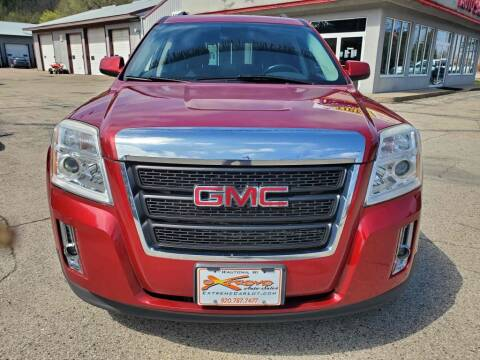 2013 GMC Terrain for sale at Extreme Auto Sales LLC. in Wautoma WI