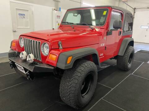 2006 Jeep Wrangler for sale at TOWNE AUTO BROKERS in Virginia Beach VA