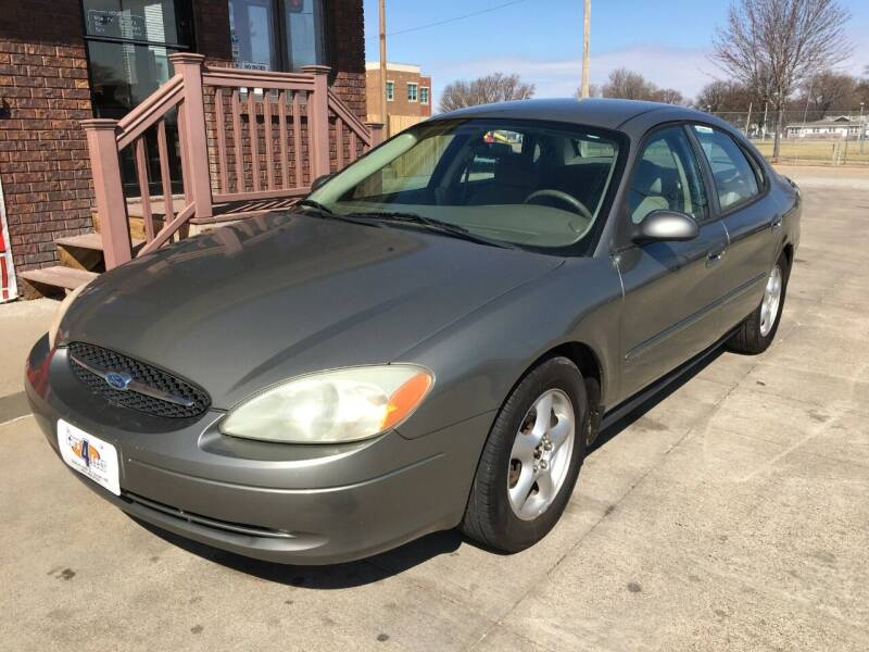 2003 Ford Taurus for sale at CARS4LESS AUTO SALES in Lincoln NE