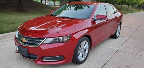 2014 Chevrolet Impala for sale at Western Star Auto Sales in Chicago IL
