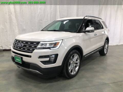 2016 Ford Explorer for sale at Green Light Auto Sales LLC in Bethany CT