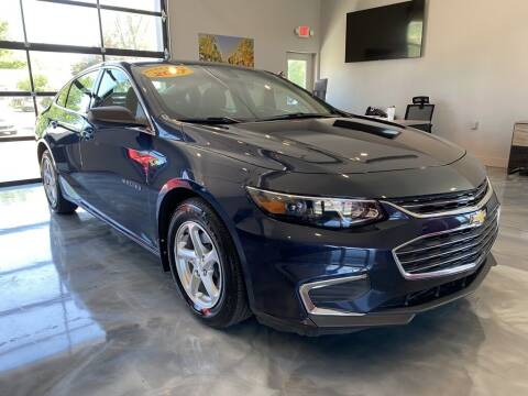 2017 Chevrolet Malibu for sale at Crossroads Car & Truck in Milford OH
