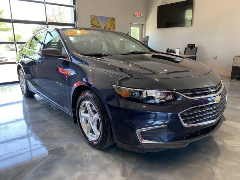 2017 Chevrolet Malibu for sale in Milford, OH