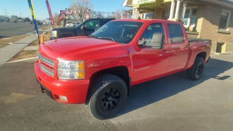 2013 Chevrolet Silverado 1500 for sale at Everett Automotive Group in Pleasant Grove UT