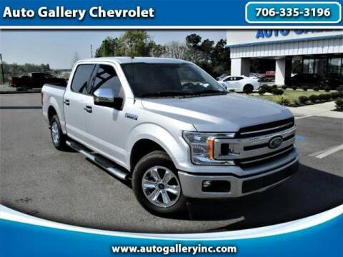 2018 Ford F-150 for sale at Auto Gallery Chevrolet in Commerce GA