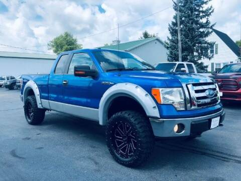 2009 Ford F-150 for sale at Tip Top Auto North in Tipp City OH
