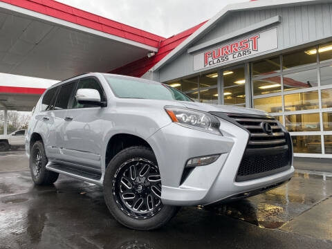 2018 Lexus GX 460 for sale at Furrst Class Cars LLC  - Independence Blvd. in Charlotte NC