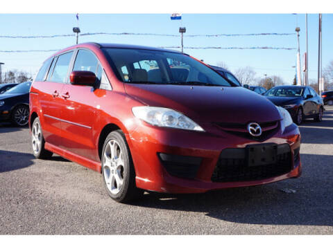 2009 Mazda MAZDA5 for sale at Sunrise Used Cars INC in Lindenhurst NY