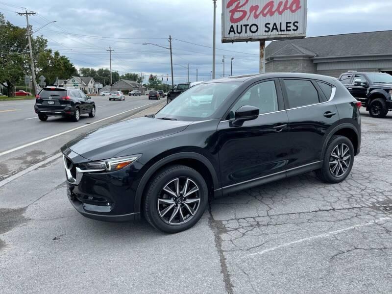 2017 Mazda CX-5 for sale at Bravo Auto Sales in Whitesboro NY