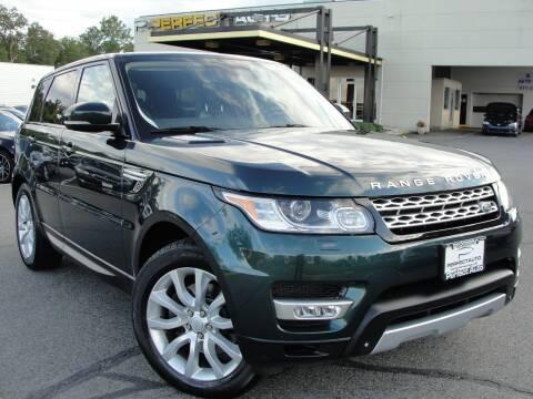 2015 Land Rover Range Rover Sport for sale at Perfect Auto in Manassas VA